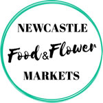 Newcastle Food and Flower Markets Logo